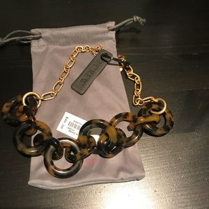 New with tags - Jcrew tortoise necklace